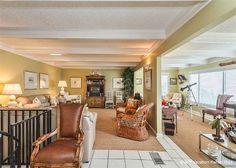 """Serenity Beach House"" 2679 So. Ponte Vedra Blvd. PV) Sleeps 8, fenced back yard. Rated-?"