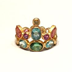 """CHICO SHIGETA on Instagram: """"Cutest Ring!! #MHT マリーエレーヌのセンスのフレッシュさに、毎コレクションごとビックリです! #マリーエレーヌドゥタイヤック"""""""