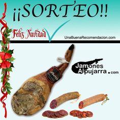 Sorteo de Navidad con JamonesAlpujarra.com