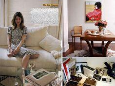 Sophia Coppola's NYC apartment