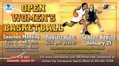 Ladies basketball is back!