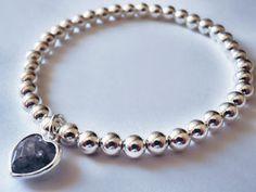 Armschmuck - GLANZBEREICH Handmade Jewellery Pearl Necklace, Pearls, Bracelets, Silver, Jewelry, Fashion, Boho Jewelry, Bangles, Jewellery Making