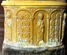 02.029.0497.32706.37088.8391 Fonts baptismaux de Saint-Pierre de Berneuil