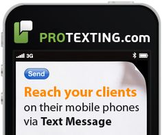 Benefits of Mobile Marketing http://websitemarketing.codesoc.com/mobile-text-marketing/ Mobile Text Marketing  forms an innovative way of reaching target audience directly in a matter of minutes. This is the quickest and the most efficient way of spreading the message of your services across your client base. #mobile #marketing