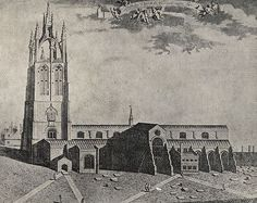 St Nicholas' Cathedral, Newcastle, 1715