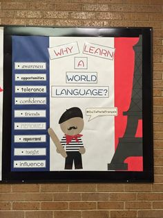 Why learn a language