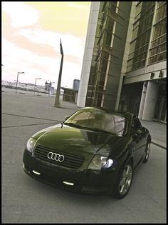 Audi TT - @Letty Bar I still remember your little toy