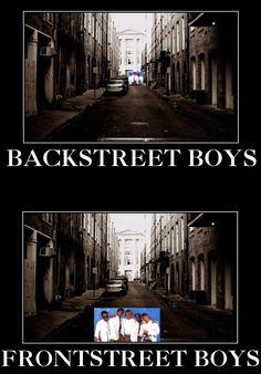 Backstreet boys lolz