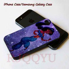 Jamine on nebula sprakle  iphone case series