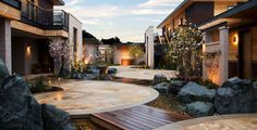 Green, Luxurious and Peaceful: Bardessono Hotel in Yountville, California