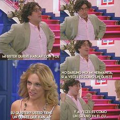 Cielo, Barto y el quister ✋ #cielo #barto #casiangeles #2007 #emiliaattias Emilia Attias, Spanish Quotes, Series Movies, Paradox, Teen Wolf, Cheer Skirts, Dan, Films, Harry Potter