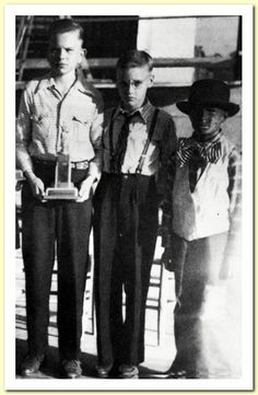 October 3, 1945  In the summer of that same year (1945) the Presley's moved to Berry Street in East Tupelo. And in October Elvis sang Old Shep at the Mississippi-Alabama Fair & Dairy Show.