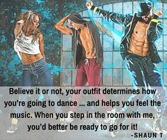 Yes!  A cute outfit really does make it more fun to workout.  #Cize is Shaun T's new Beachbody dance workout.  Check out all the details at WeighToMaintain.com.