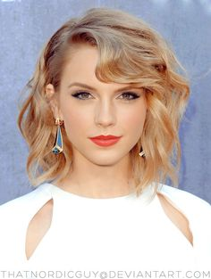 Taylor Swift / Emma Watson | 18 Celebrity Morph Combinations That Are Stunningly Perfect