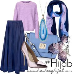 Hashtag Hijab Outfit #202