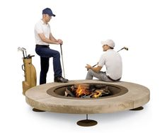 The Rondo fire pit