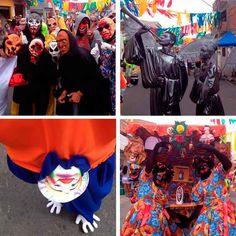 Tradicionais papangus são a atração do carnaval do município. Foto: Teresa Maia/DP/D.A.Press