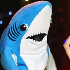 """#ElisabettaCanalis Elisabetta Canalis: The New England Patriots may have won the Super Bowl but Left Shark is the true #Champion. Lo sapevo che sarebbe diventato qualcuno #LeftShark #Superbowl #Katyperry I knew he was going to become a hero ! """"LeftShark, who played a prominent role in Katy Perry's Super Bowl halftime show, will likely be the Broncos' marquee signing -- unless they can reel in a commitment from Giant Mechanical Lion. """""""