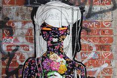 AnneLiWest|Berlin #streetart #soho #nyc