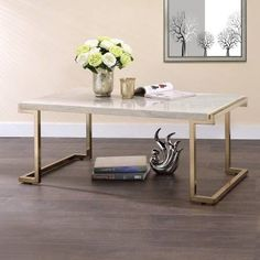 Acme Boice II Coffee Table - 82870