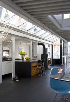 L@u's Notebook: Fritz Juel, a houseboat in Copenhagen