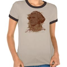 Thomas Jefferson T-T Shirt, Hoodie Sweatshirt