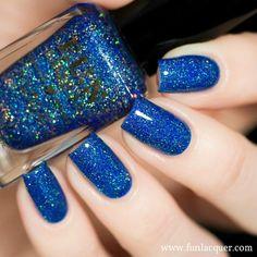 F.U.N Lacquer - Blue Tears