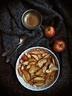 Pečená jablka se skořicí