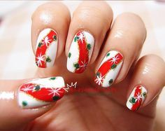Christmas ... Nail Art Design