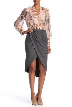 Adidas, Wool Skirts, Helmut Lang, Wrap Dress, Grey, Dresses, Fashion, Gray, Vestidos