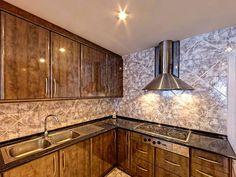 Apartment in Marazul kitchen
