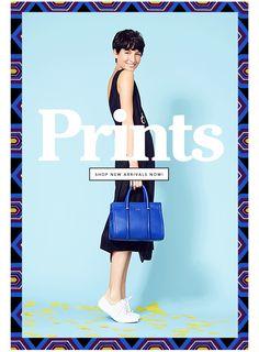 NEW PRINTS, DRESSES, BAGS. SHOP NEW ARRIVALS NOW!