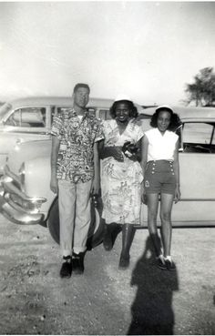 Vintage B&W photos of black people Part 2 - Page 3
