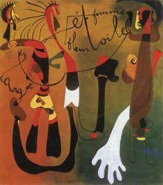 Miró, Joan | Snail Woman Flower Star