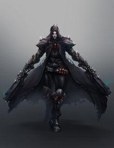 Reaper FanArt Más