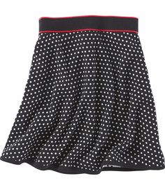 amazing! note to self: sell some stuff on ebay and this can be all yours! Dotted Whimsy Skirt - Skirts - Dresses & Skirts - Title Nine