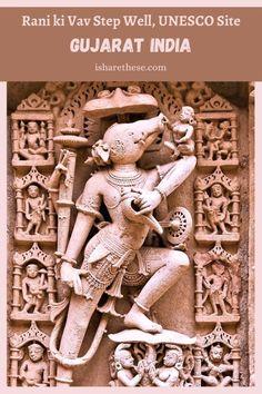 Rani ki Vav Queen's Step Well in Patan Gujarat, a UNESCO Site - i Share