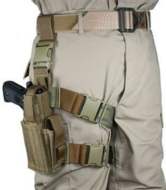 Specter Gear Universal Tactical Thigh Holster - Real Time - Diet, Exercise, Fitness, Finance You for Healthy articles ideas 9mm Holster, Drop Leg Holster, Tactical Holster, Tactical Wear, Holsters, Revolver, Airsoft, Bug Out Gear, Paintball Gear