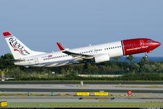 Norwegian Air Shuttle LN-NOL Boeing 737-8Q8 aircraft picture