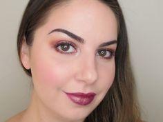 Blossom in Blush - Anastasia Beverly Hills Modern Renaissance Palette (makeup look)