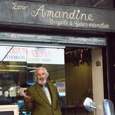 Στο μαγαζί της Γαλλίδας Amandine και του Καλύμνιου Μιχάλη.