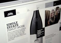 Best Awards - DNA. / ARA Wines
