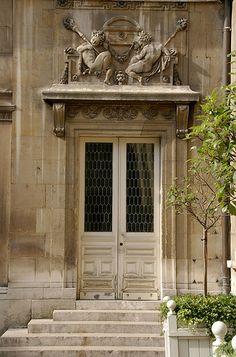 Paris, Rue de Sévigné, Musée Carnavalet