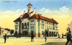 City of Constanta in old postcards - Part II Old Postcards, Eastern Europe, World War Two, Nostalgia, Mansions, House Styles, City, Image, World War Ii