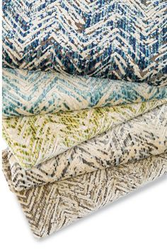 36 New Fabrics and Wallcoverings with Tactile Appeal