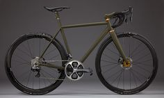// Speedvagen Road Disc Bike