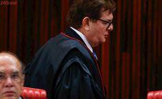 """""""Denúncias graves"""" x """"cautela"""": Primeiro dia de julgamento tem embate entre Gilmar e relator"""