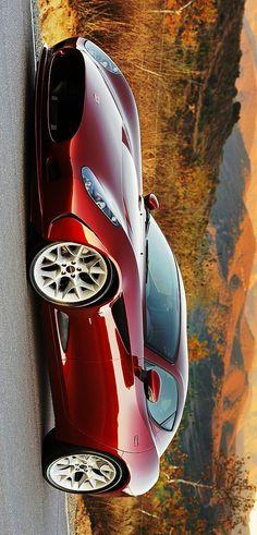 (°!°) 2013 Zagato Perana Z One, it's silhouette is sexy and the Corvette drivetrain gives it balls!
