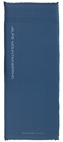 ALPS Mountaineering Lightweight Series SelfInflating Air Pad Steel Blue Short *** To view further for this item, visit the image link. This is an Amazon Affiliate links.