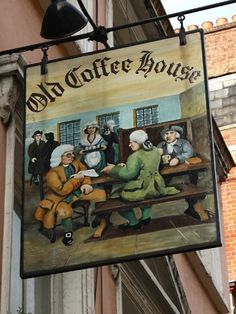 Old Coffee House  Love Coffee - Makes Me Happy